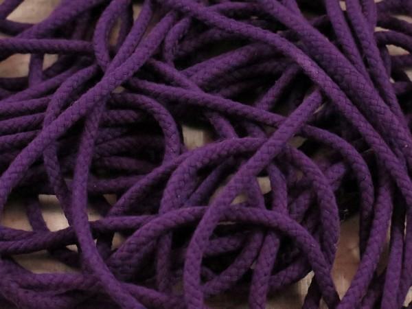 "Kordel 5mm ""violett"""
