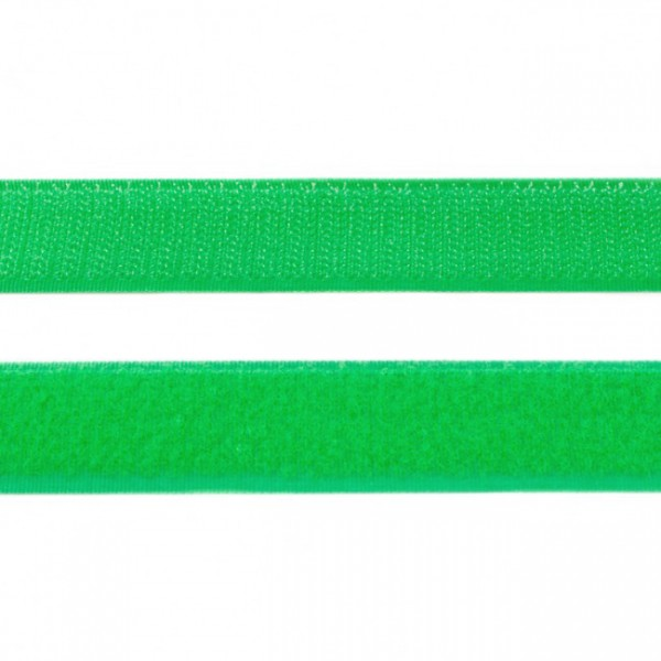 "Klettband 25mm ""grün"""