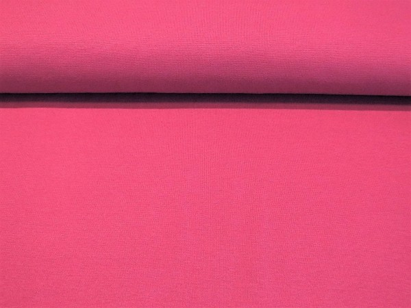 "Bündchen ""extra breit"" pink"