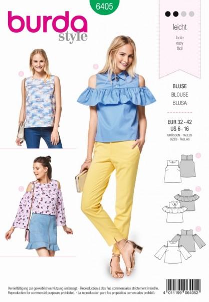 Sommer-Bluse - 6405
