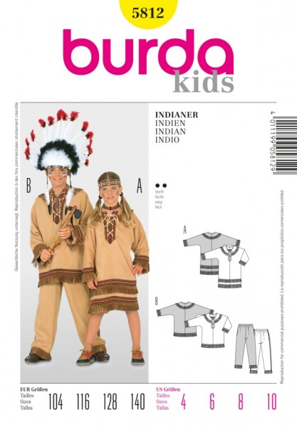 Indianer - 5812