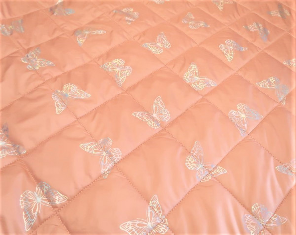 "Nylon Stepper ""Schmetterling"" rosa"