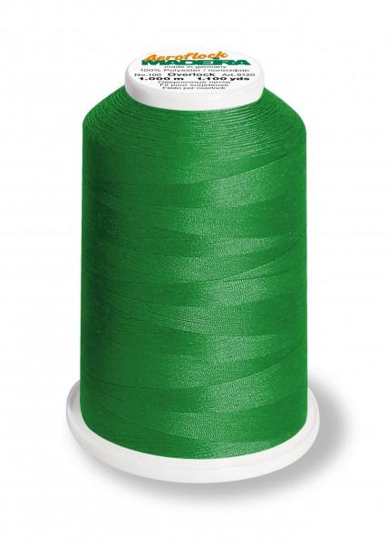Bauschgarn - Madeira Aeroflock - grün