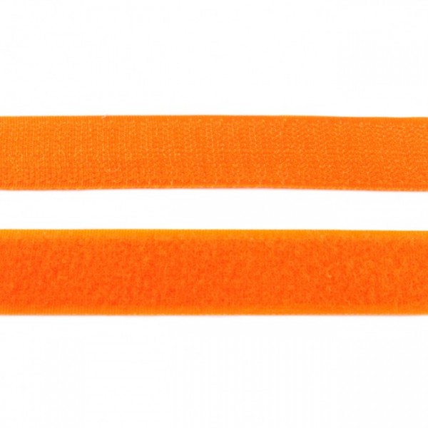 "Klettband 25mm ""orange"""