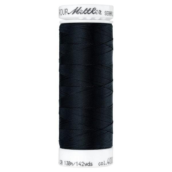 Mettler Seraflex 130m schwarz
