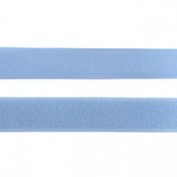 """Klettband 25mm """"hellblau"""""""
