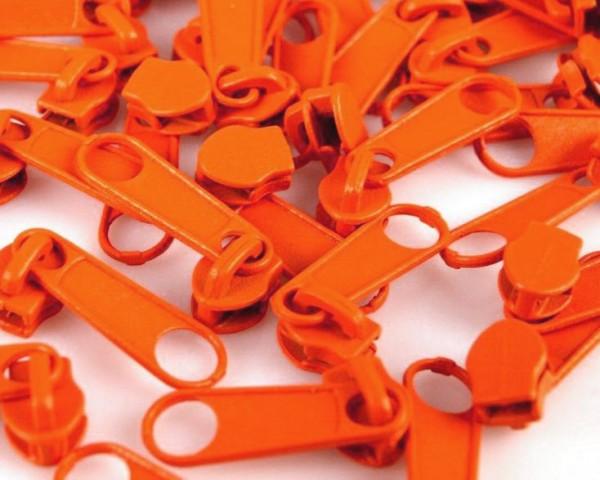 """3mm Schieber """" orange """""""