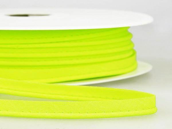 """Neon Paspel """" gelb """" 10mm"""