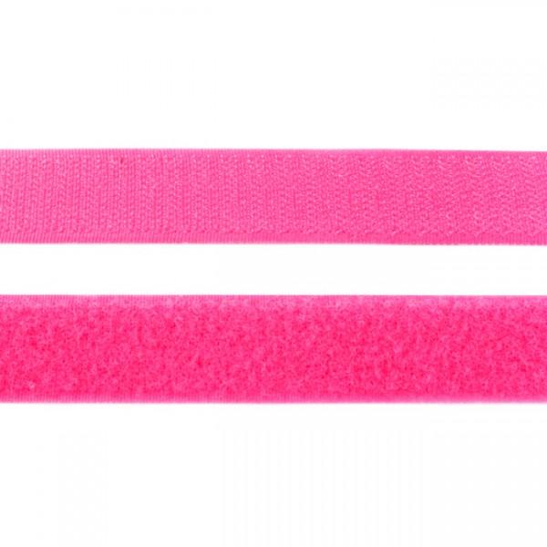 "Klettband 25mm ""pink"""