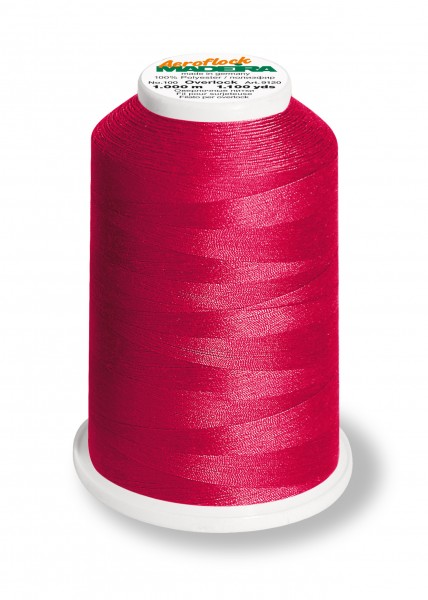Bauschgarn - Madeira Aeroflock - pink