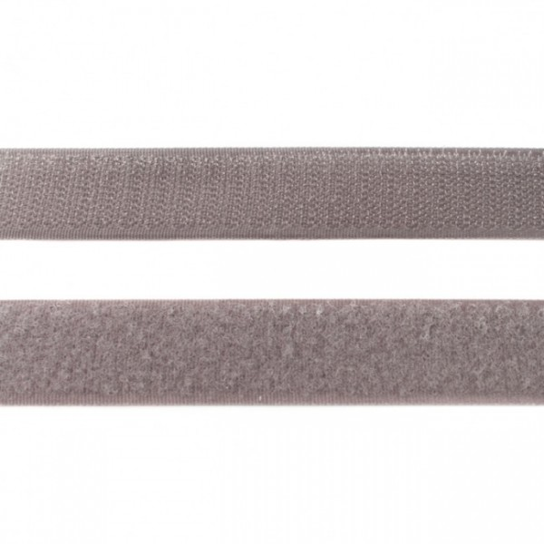 "Klettband 25mm ""grau"""