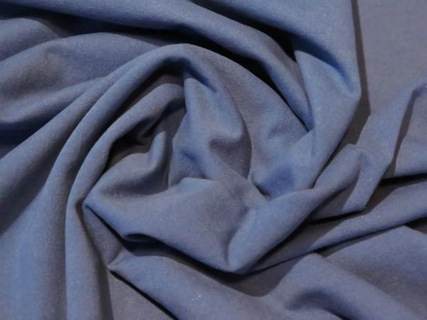 "Sommersweat ""Denim"" blue"